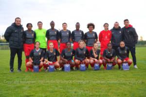 J.8 FC Monteux – ASMFF, Un message fort