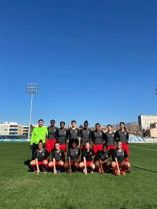 J.14 OM 2 – ASMFF, Fin de l'invincibilité en championnat