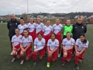 J.10 phase élite OGC Nice – ASMFF, Un match plein d'espoir