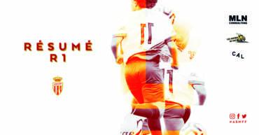 J.1 ASMFF – SC Toulon, Une première pour bien démarrer
