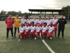 J.2  U.S Valbonne Sophia – ASMFF, Une deuxième victoire consécutive