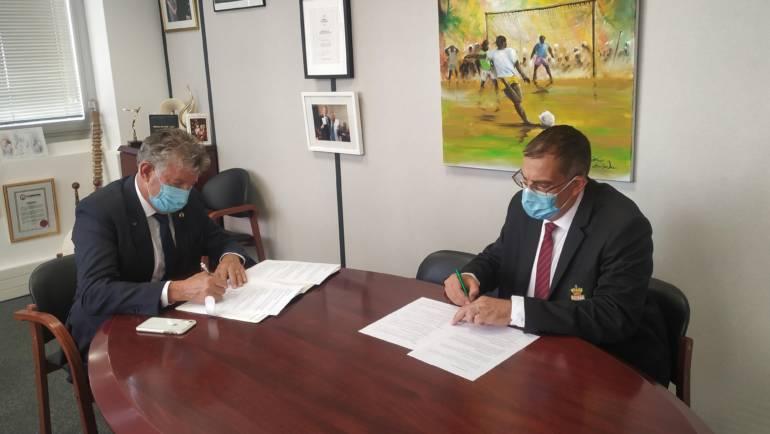 Peace And Sport et l'ASMFF, une histoire qui continue
