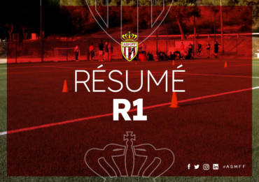 J.2 ASMFF – AS Cannes : Une victoire laborieuse
