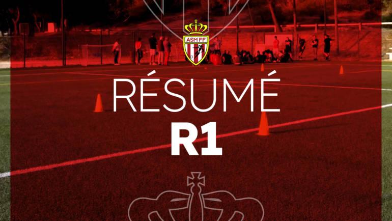 J.1 S.C Toulon – ASMFF : Début de saison idéal